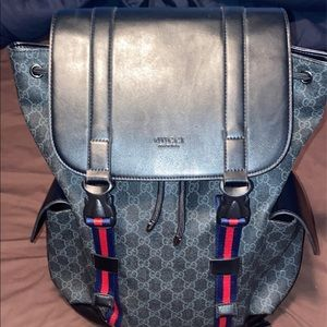 Gucci men backpack